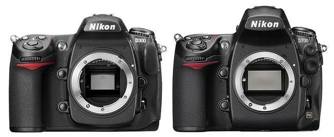 Nikon DX vs FX sensors