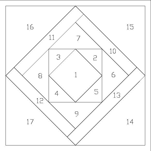 Best Paper Pieced Quilt Block Patterns Images On