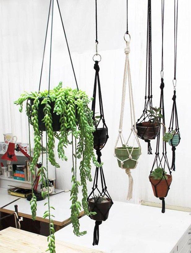 DIY Hanging Plant 47 best DIY house