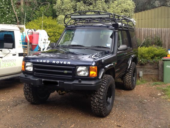 land rover discovery 2 lift kit 4 inch