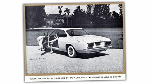 """The Eshelman """"Eagle"""" America's Prestige Car"""