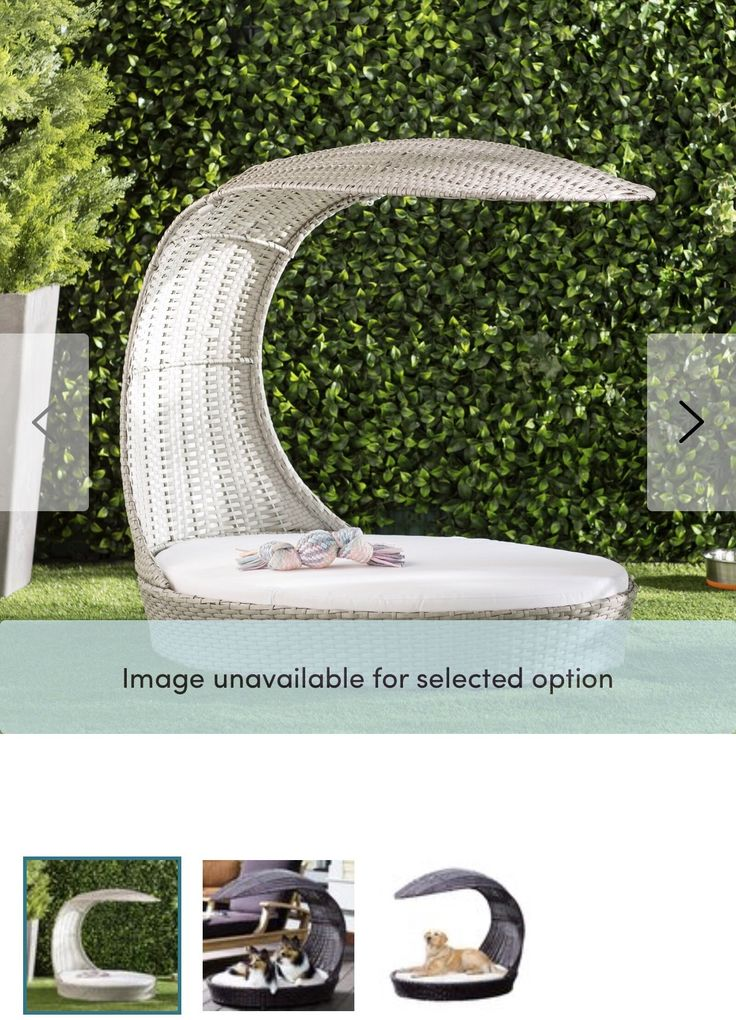 Clara Outdoor Hooded Dog Bed The salezz Hooded dog bed