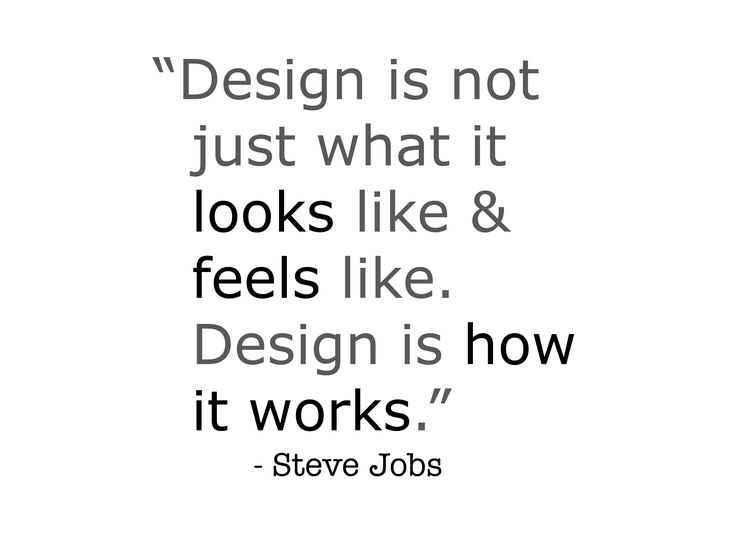 Created using InDesign #SteveJobsQuote
