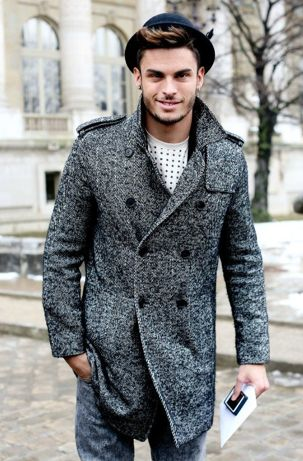 43 best Pea coat images on Pinterest | Menswear, My style and Men ...