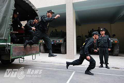Mobile Police 113
