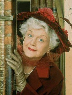 This is Angela Lansbury playing Emily Pollifax