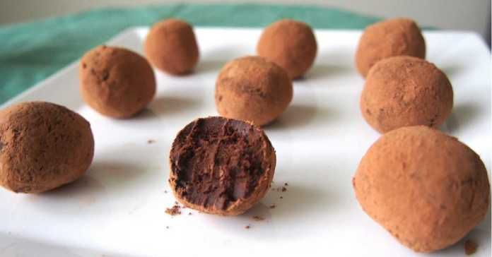 Recept na avokádové truffles