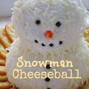 Is this the CUTEST cheese ball you have ever seen? Angela from Handmade in the Heartland  made this darling (and tasty) cheese ball and it's...
