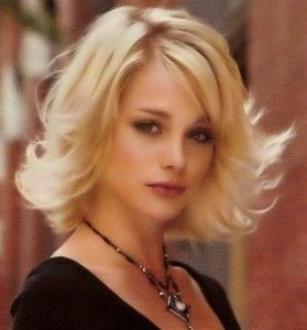 The Flip: In this style, the hair is cut just an inch below your earlobes and made to be flipped out. Bangs can also be added to this hair style and it suits all face shapes.