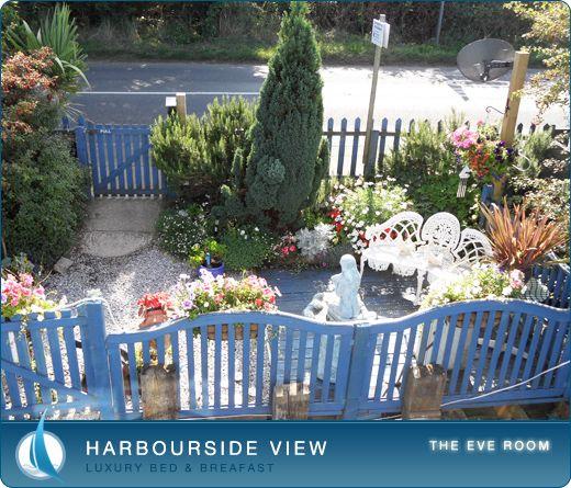 Harbourside View - Luxury Bed & Breakfast - Harbourside IOW - Luxury B&B and Self Catering, Waterside Properties. Bembridge Harbour, Isle of Wight.