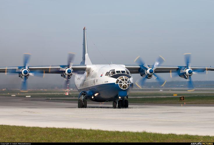 Ruby Star Air Enterprise AN-12 aircraft at Katowice - Pyrzowice photo