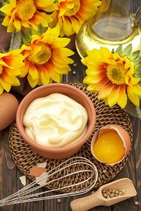 Sunflower Mayonnaise