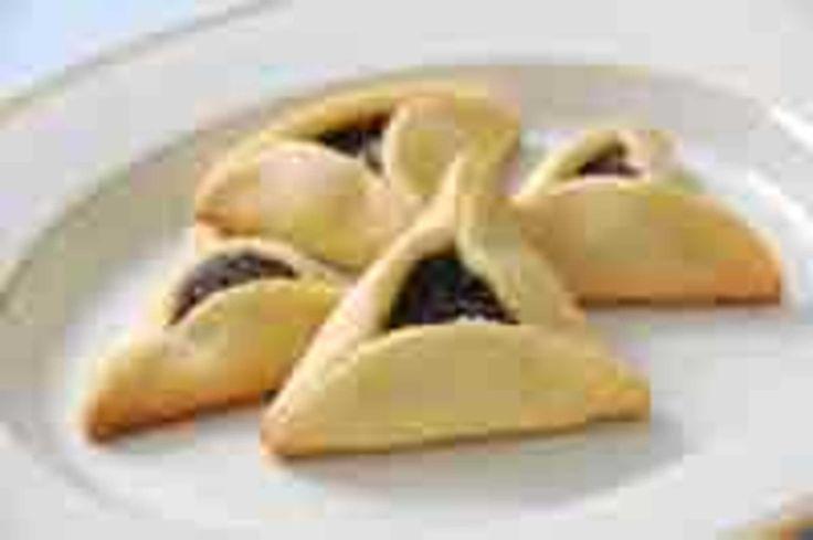 Cream Cheese Hamentashen Dough.
