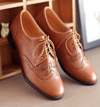 Oxfords For Women 2014 Spring Fashion Vintage Plus Size Shoes Lacing Women Sneakers Shoes Carved oxford Shoes