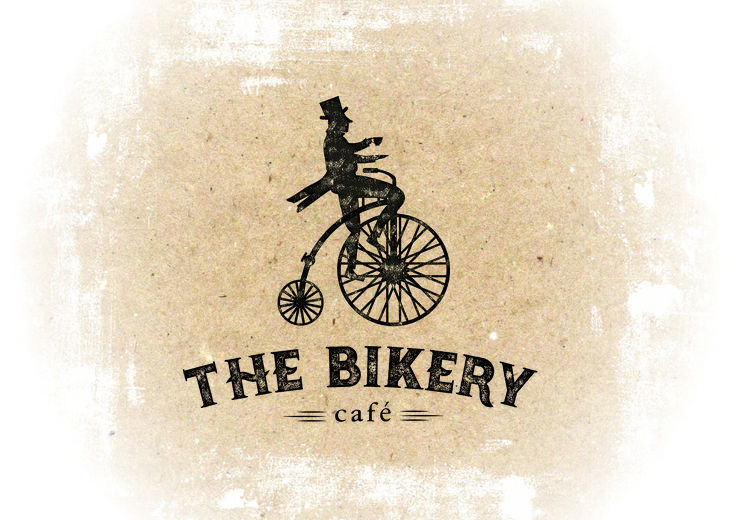 Logo Design for on Business and Loyalty cards for the Bikery. Designed by Imagine If Creative Studios