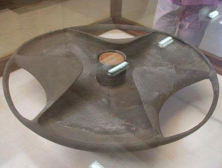 Global Mysteries: A háromkaréjos lemez - Az ősi egyiptom magasan fej...