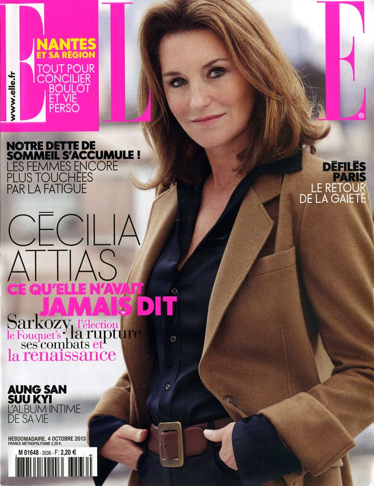 Couverture Elle n°3536 @Elle France