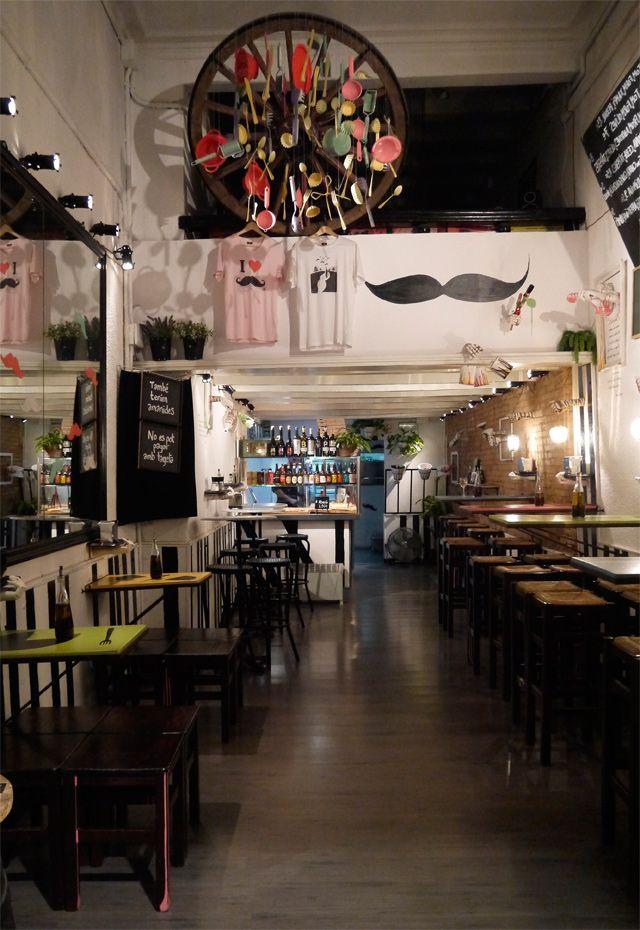 messie-pizza-restaurante-barcelona
