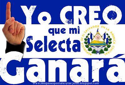 Fotos De La Bandera Salvadorena | Bandera del El Salvador Yo creo que mi selecta ganará (imagenes para ...