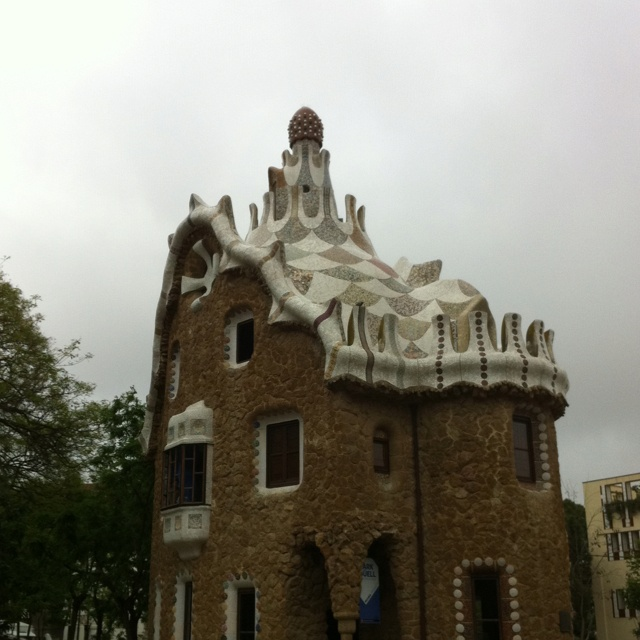 Parc Guell Museo Barcelona Spain