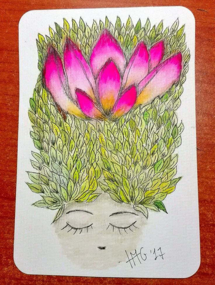 Women's head- Lotus fairy  Spring is the season of rebirth. The lotus flower represents it as a symbol of regeneration, illumination and spiritual growth. Combined with the concepts of grace, fecundity and fertility, it was and is connected to the...