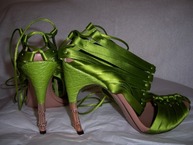 Gucci Corset Shoes...the pair that got away. :(