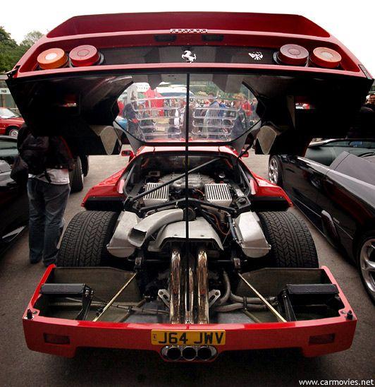 Ferrari F40 (forever)