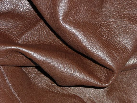 "Leather 12""x12"" Chocolate Brown KING Full Grain Cowhide 3-3.5oz/1.2-1.4 mm PeggySueAlso?"