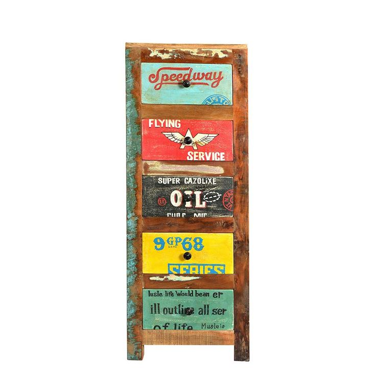 Hohe Kommode in Bunt lackiert 5 Schubladen kommode,telefonschrank,hochkommode,kommode holz,kommode massivholz,telefonschränkchen,kommode massiv,kommode echtholz,hohe kommode,echtholz kommode,kommode vollholz,massivholzkommode,säulenkommode Jetzt bestellen unter: https://moebel.ladendirekt.de/wohnzimmer/schraenke/kommoden/?uid=e7bf9f3f-59e5-5024-81cc-6f3620a95882&utm_source=pinterest&utm_medium=pin&utm_campaign=boards