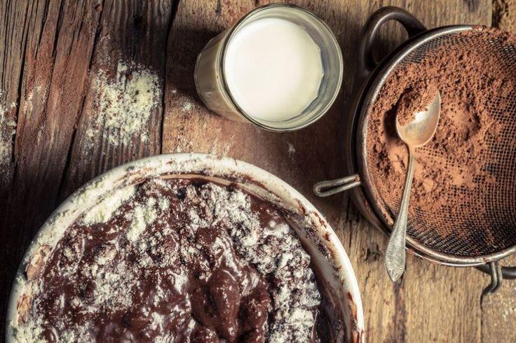Prăjitura deșteaptă cu ciocolată | Retete culinare - Romanesti si din Bucataria internationala