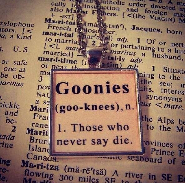 91 best Goonies Birthday Party images on Pinterest ...