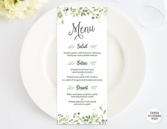 Las 25 mejores ideas sobre plantilla men de boda en for Encore cs6 menu templates free