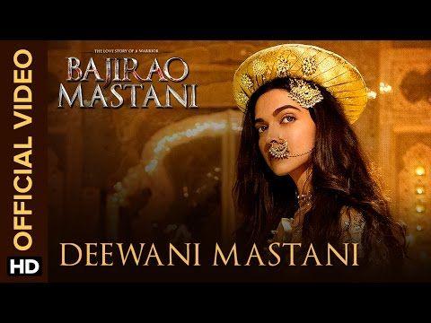 Malhari Official Video Song | Bajirao Mastani | Ranveer Singh - YouTube