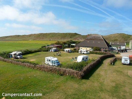 Camperplaats Julianadorp aan Zee (SVR Minicamping Helmzicht) | Campercontact