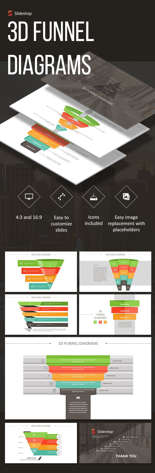 107 best Diagram PowerPoint Slides images on Pinterest | Template ...