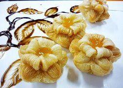 Съедобные цветы и идеи украшения блюд » Женский Мир