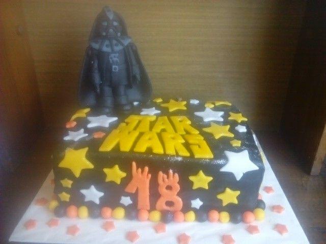 Torta Star wars
