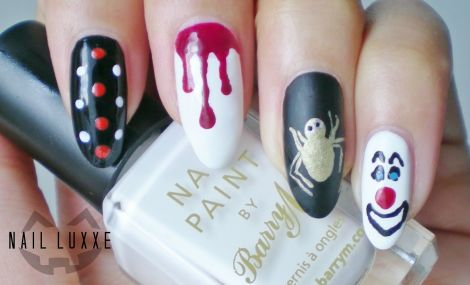 best halloween nail polish