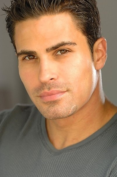 Carlo Mendez, Cuban-American actor, b. 1978 - another candidate for Ranger in the Stephanie Plum novels