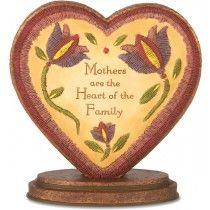 Heart Plaque Mother