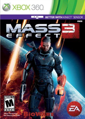 Mass Effect 3 >>> Details can be found by clicking on the image. Note:It is Affiliate Link to Amazon.