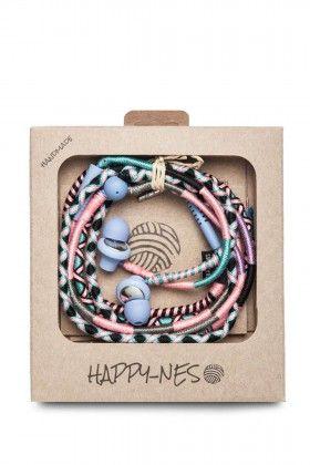 Happy-Nes Pinky Pride Kulak İçi Kulaklık
