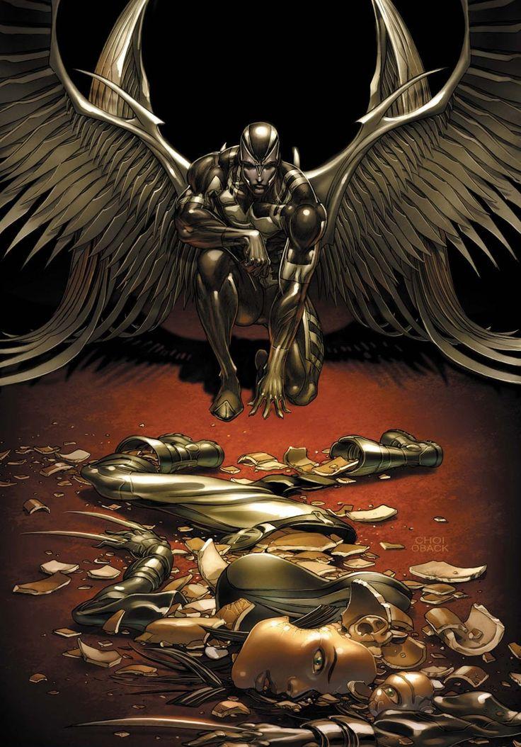 Archangel: X-Force #19