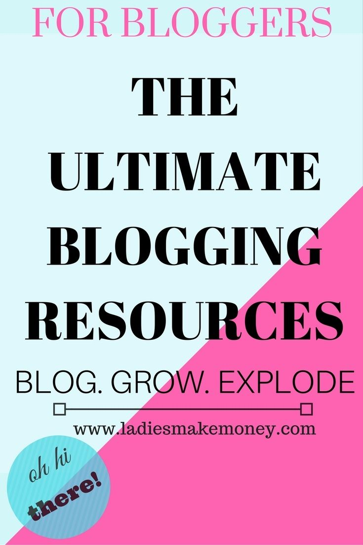 The Ultimate blogging resources for bloggers to help grow your online business. If you are looking for tools to grow get with these amazing tools to boost your business.