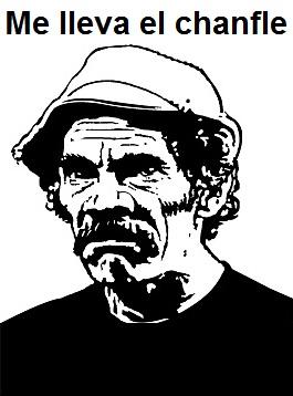 Don Ramon o como dice el Chavo del Ocho, Ron Damon