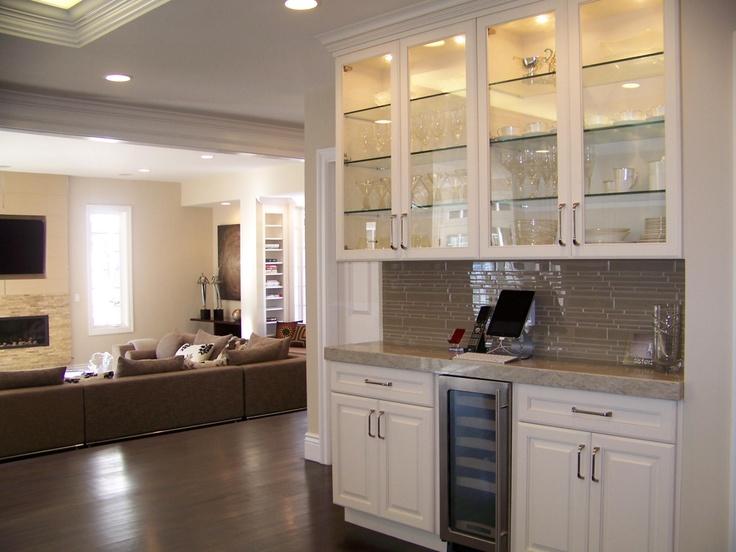Perfect crockery cabinet