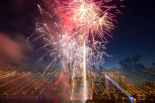 15 Tips for Successful Fireworks Photography. A Post By: Darlene Hildebrandt. http://digital-photography-school.com/15-tips-for-successful-fireworks-photography