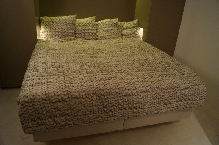 Bedroom (with one soft and one firm mattress)