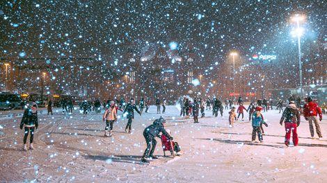 Icepark (c) Jussi Hellsten/Helsinki365