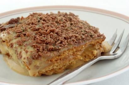 Patti`s-Peppermint-crisp-fridge-tart SA Recipes | Old Style Recipes Patti`s-Peppermint-crisp-fridge-tart | Pattis Peppermint crisp fridge tart